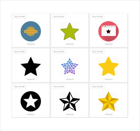 star icon outline download