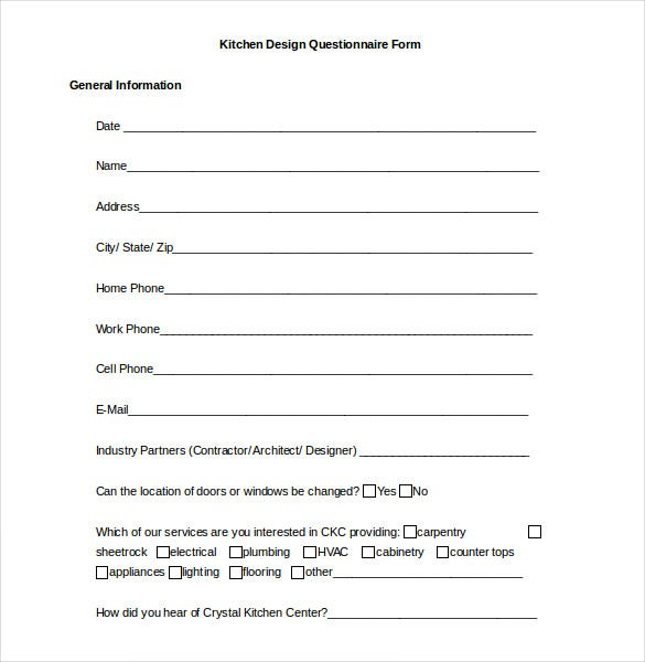 survey templates microsoft word
