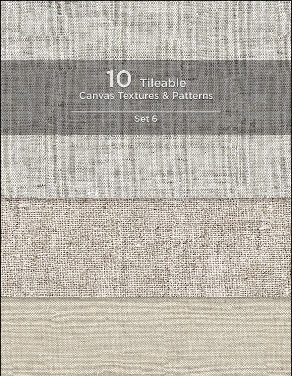 10 canvas textures patterns download