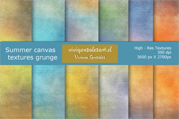 summer grung canvas textures download