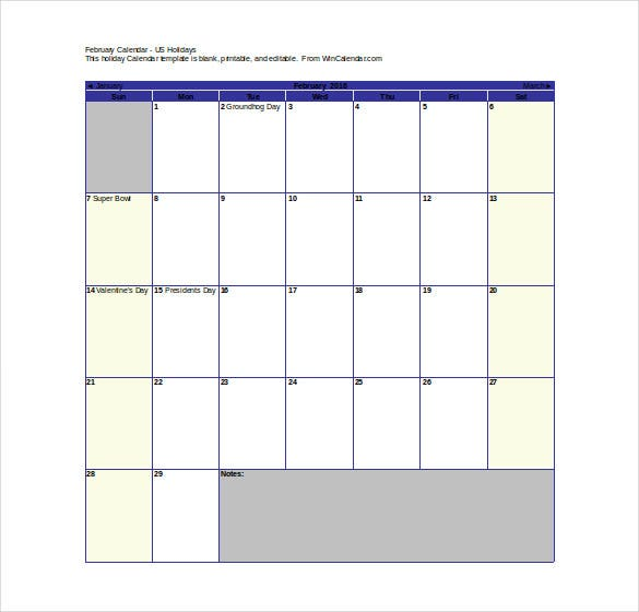 16 word calendar templates free download free premium for Free downloadable calendar templates for word
