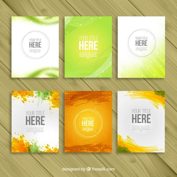 Free Brochure Templates 60 Free Psd Ai Vector Eps Format