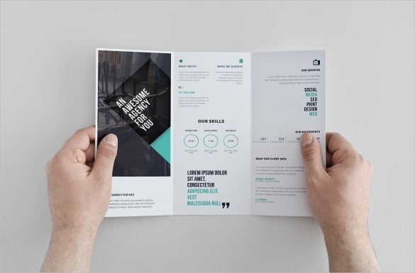 free download tri fold brochure template - free brochure templates 60 free psd ai vector eps