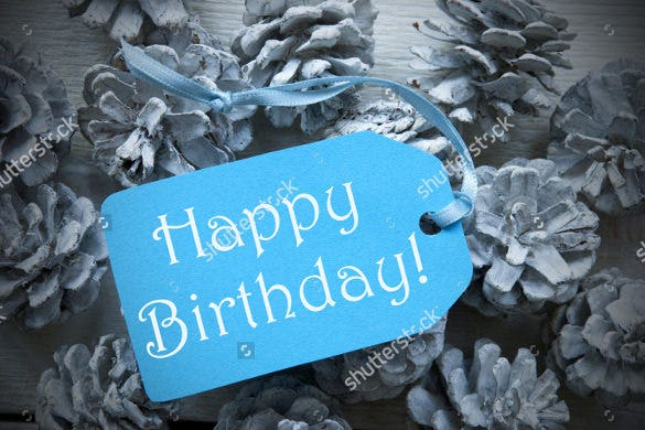 decorative happy birthday image download