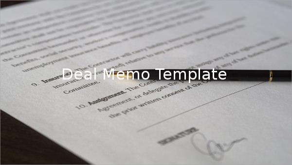 dealmemotemplate