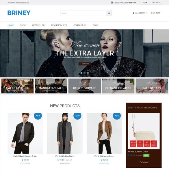 multipurpose responsive theme for prestashop 491