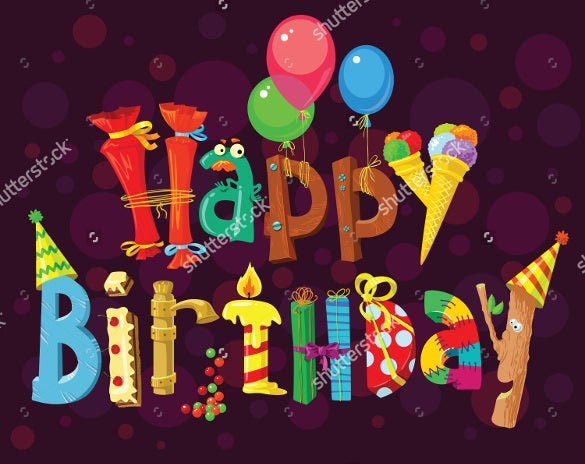 name editable birthday image download