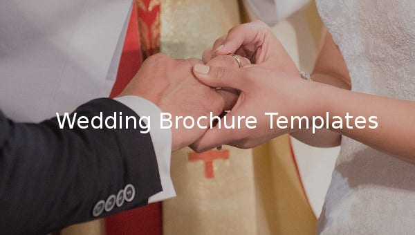 weddingbrochuretemplates