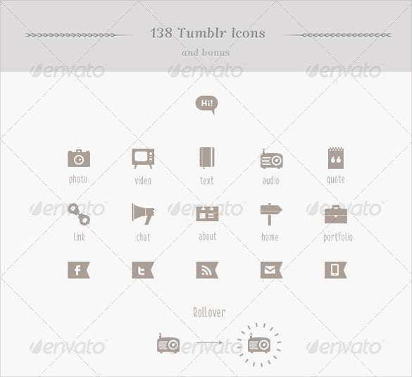 tumblr icons 271 free psd ai vector eps format download free