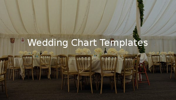 weddingcharttemplate