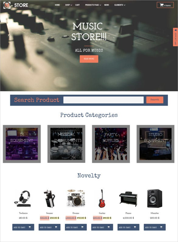 76+ Music WordPress Themes & Templates | Free & Premium Templates