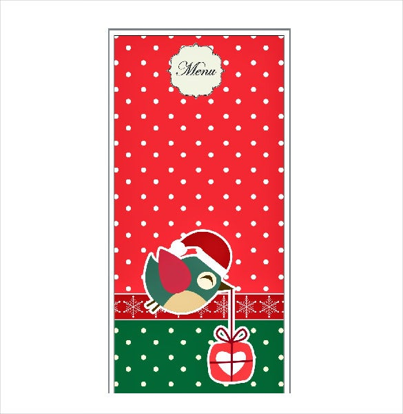 Word Christmas Bookmark Template Free Download  Christmas Bookmark Templates