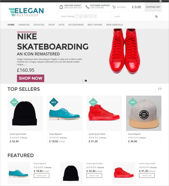 responsive accessories prestashop theme 49