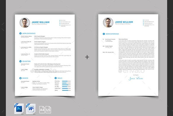 Well Labeled Cover Letter Template Word
