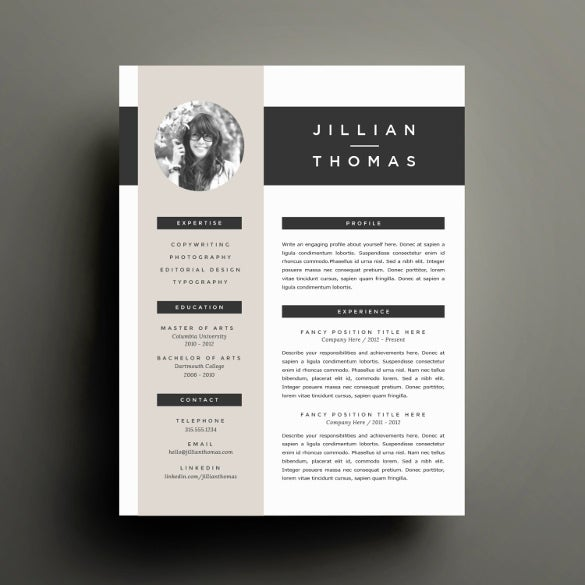 best word format cover letter template