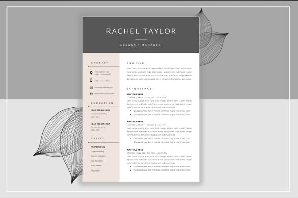compatible with word cover letter template