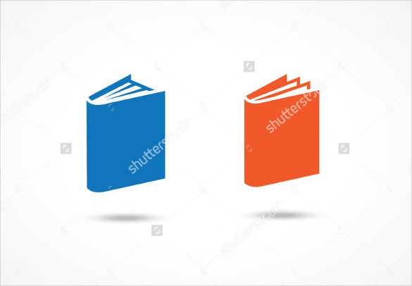 book icon vector illustration download