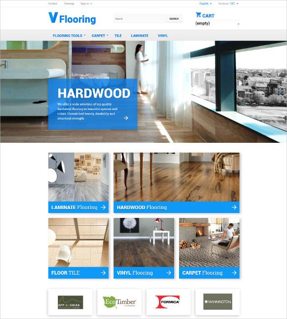 hardwood flooring prestashop theme 139