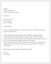 Printable Discrimination Complaint Letter