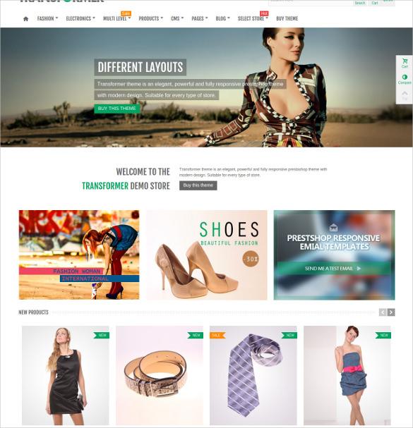stylish responsive prestashop theme 70
