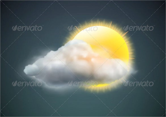 cumulus weather icon download