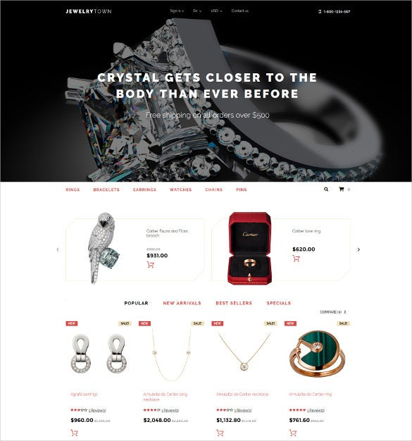 jewelry town prestashop theme 139