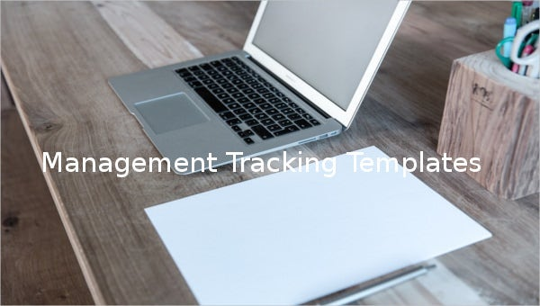 featured image management tracking template
