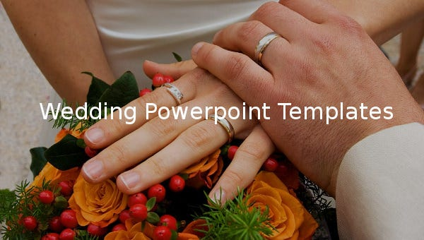 weddingpowerponittemplate