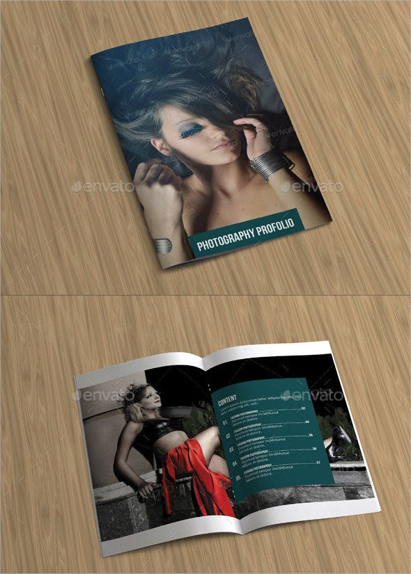Photography Brochure Template 38 Free Psd Ai Vector Eps Format