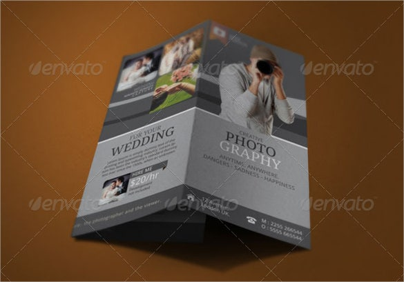 40 Photography Brochure Templates Free Psd Ai Vector