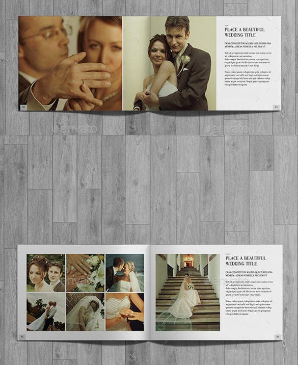 Photography brochure template 38 free psd ai vector for Wedding photography brochure template