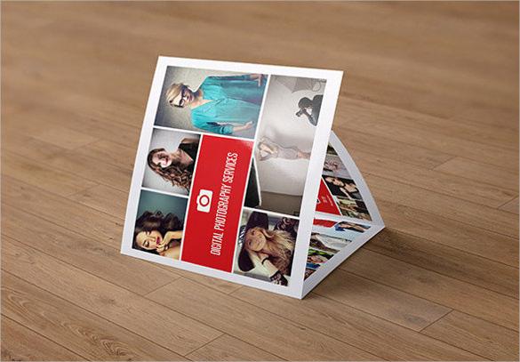 elegant look photography brochure download