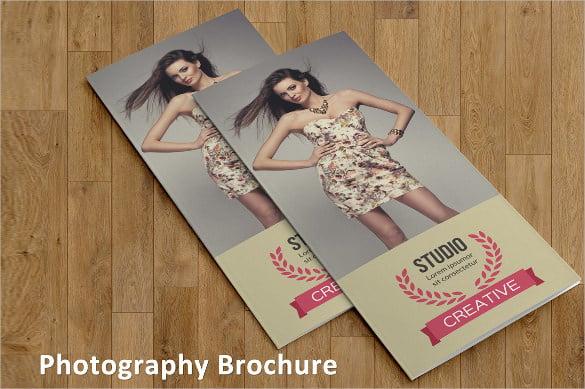 vintage photography brochure download