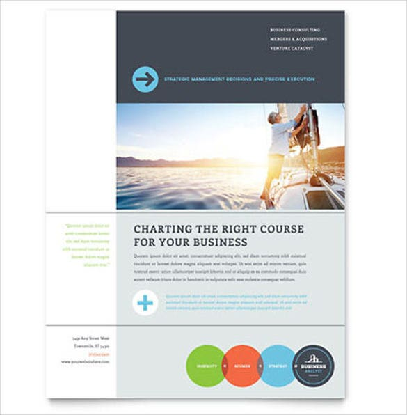 12 Word Business Flyer Templates Free Download – Free Business Flyer Templates for Word