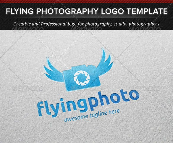 flying photography logo psd format download%ef%bb%bf