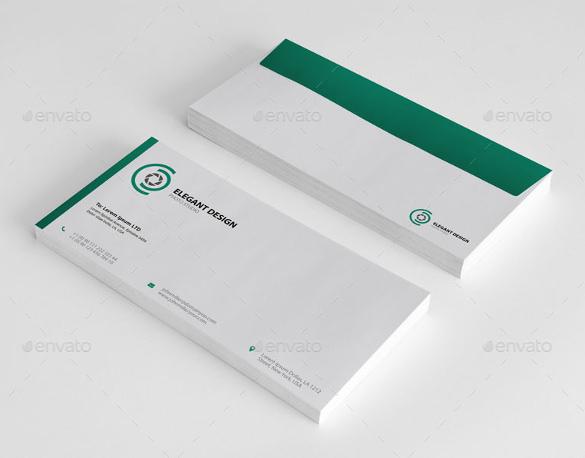corporate identity card