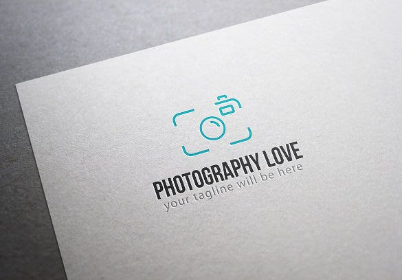 modern photography logo download