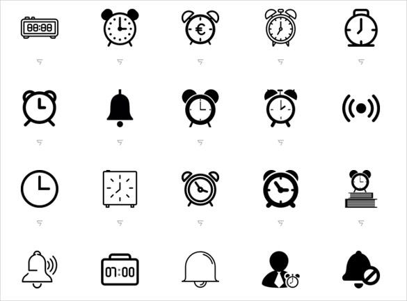 amazing alarm clock icon download