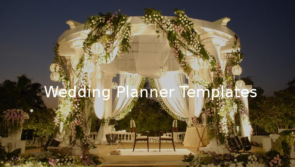 weddingplannertemplate