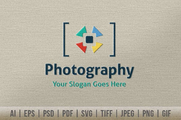 good looking photography logo download