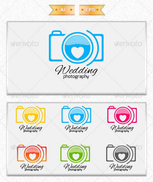 wedding photography logos download