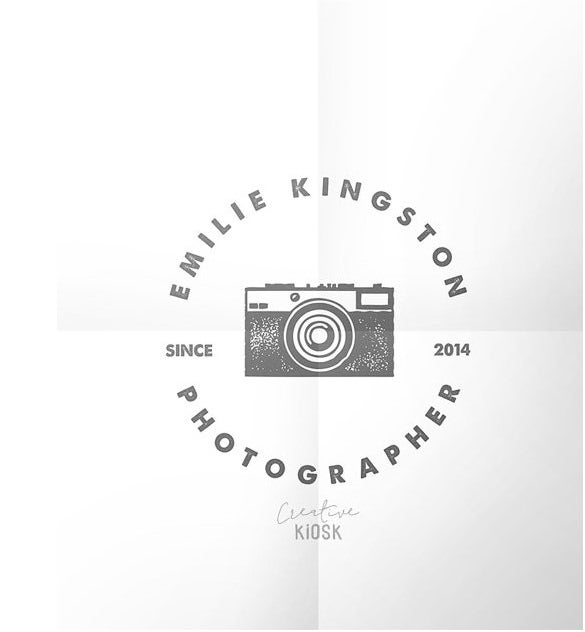 cool photography logo free download
