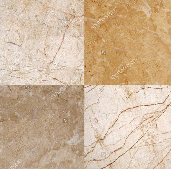 four different marble texture download