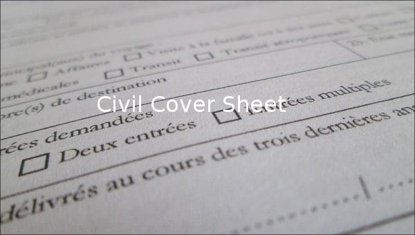 civilcoversheet