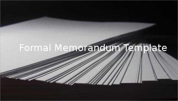 formalmemorandumtemplate