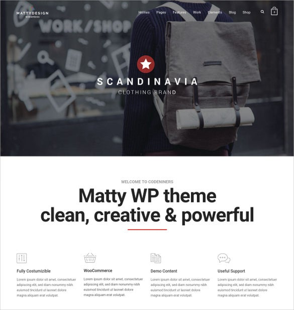 powerful and flexible woocommerce theme 100