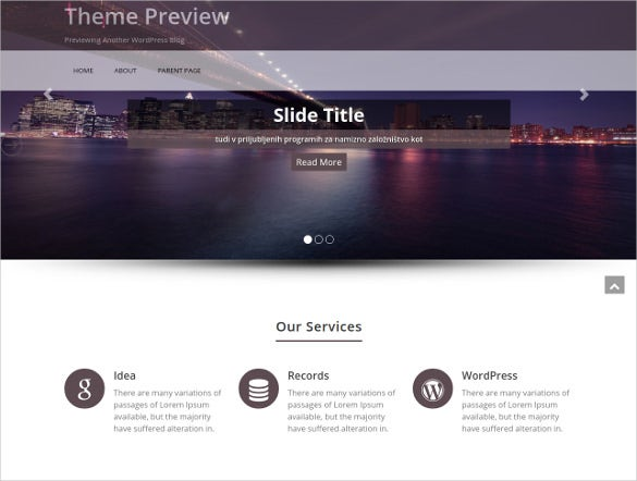 free fully responsive woocommerce theme