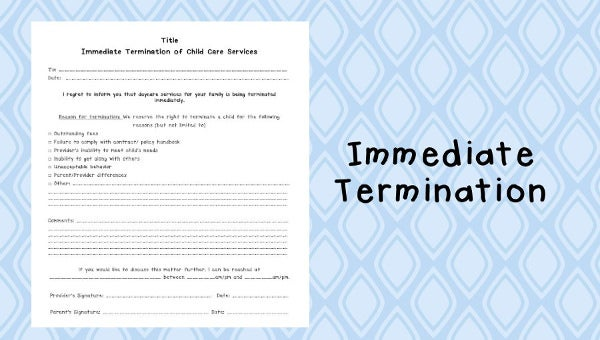 terminationtemplate