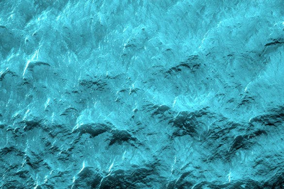 blue color water texture