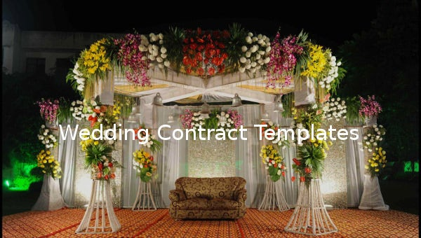weddingcontracttemplate